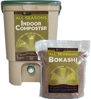 Compost Right in Your Kitchen!